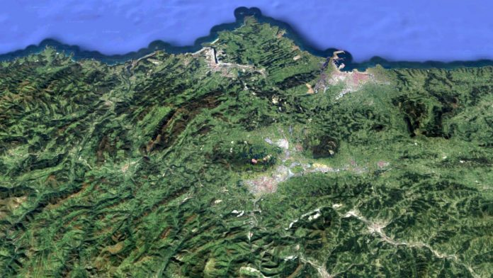 área metropolitana de asturias