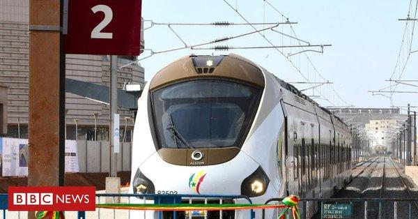 senegal train