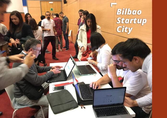 bilbao startup city bizkaia euskadi basque country pays basqueland baskenland