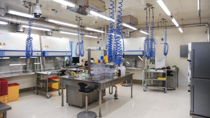 Sellado Roxtec en el laboratorio suizo Spiez