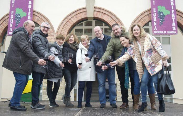 exportaciones de vino de Euskadi