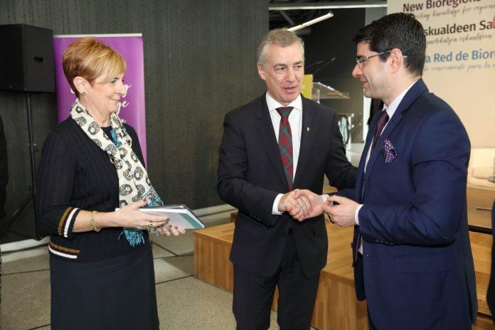 Euskadi lidera la Red de Biorregiones europea