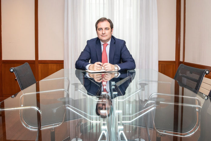 Pablo Cámara, guardaespaldas de emprendedores