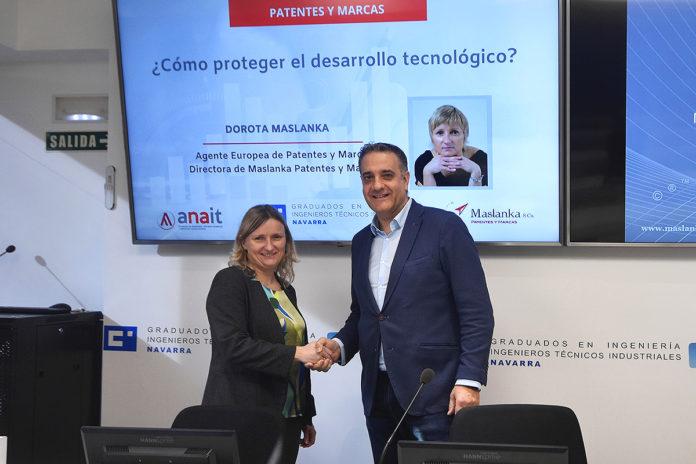 ANAIT cierra un acuerdo para proteger las patentes de sus asociados