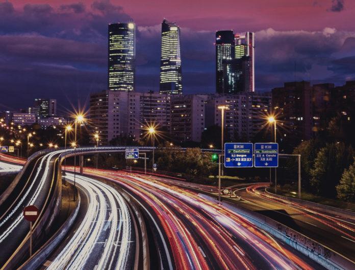 Piso en Madrid edificios