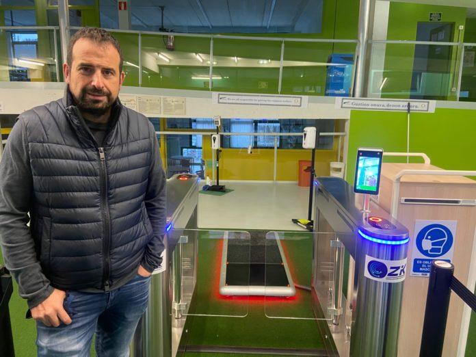Oscar Merlin, CEO de Zonekontrol