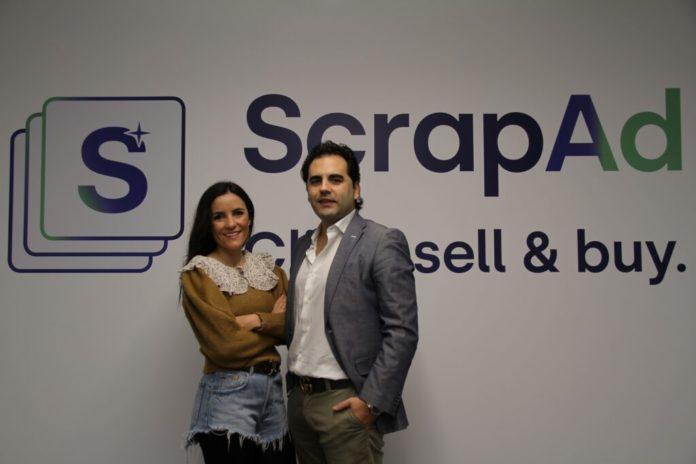 Entrevista a Sandra Montes y Samuel Ruiz, fundadores de ScrapAd