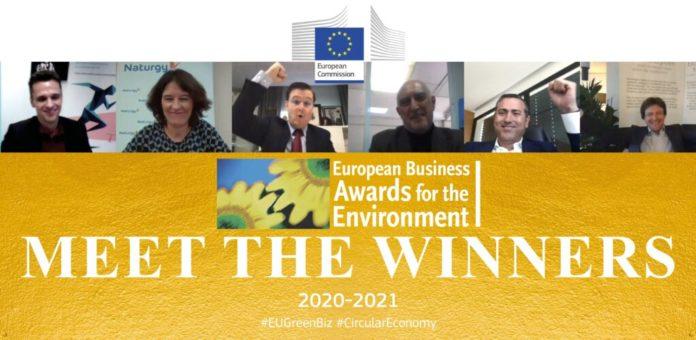 Premio Europeo de Medio Ambiente