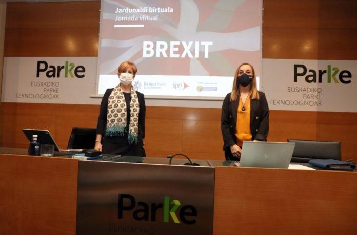 """Arantxa Tapia: """"Las empresas vascas seguirán haciendo negocios con el Reino Unido"""""""