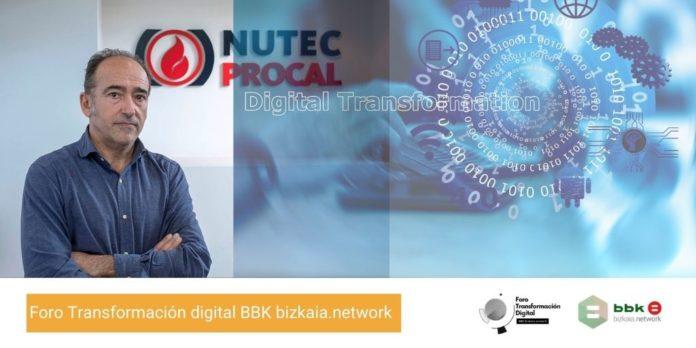 Pipo de la Rica, CEO de Nutec Procal