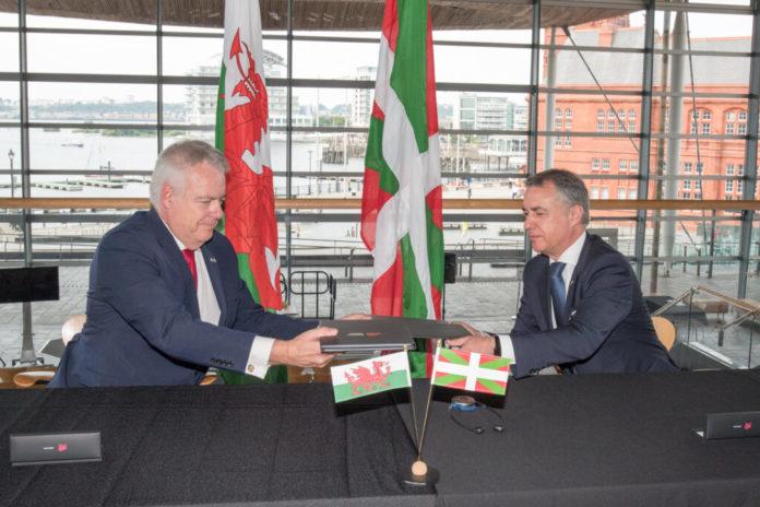 Euskadi y Gales cooperan en el sector de la salud y las ciencias de la vida